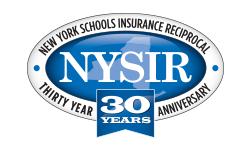 NYSIR 30 yr logo