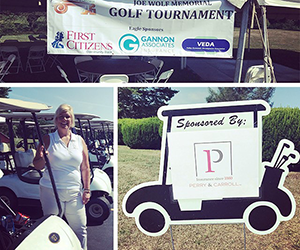 Greater Valley Chamber golf tournament